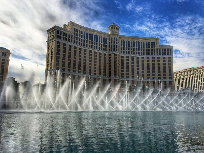 lv belagio fountains
