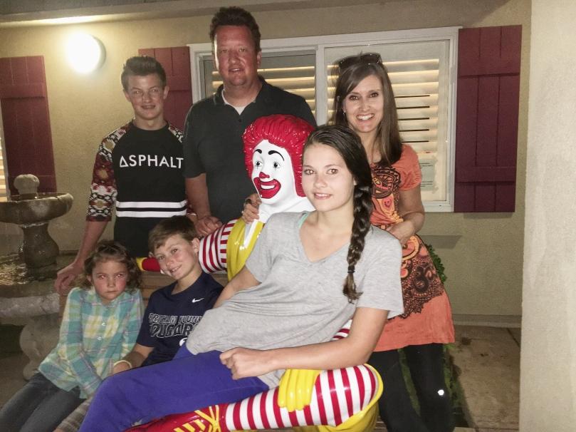 Ronald Family