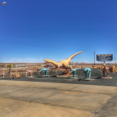 holbrook dinosaur 2