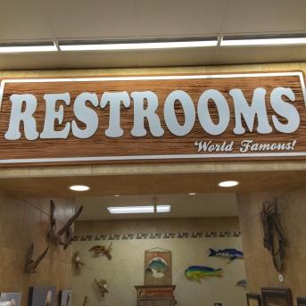 Buc'ees restroom