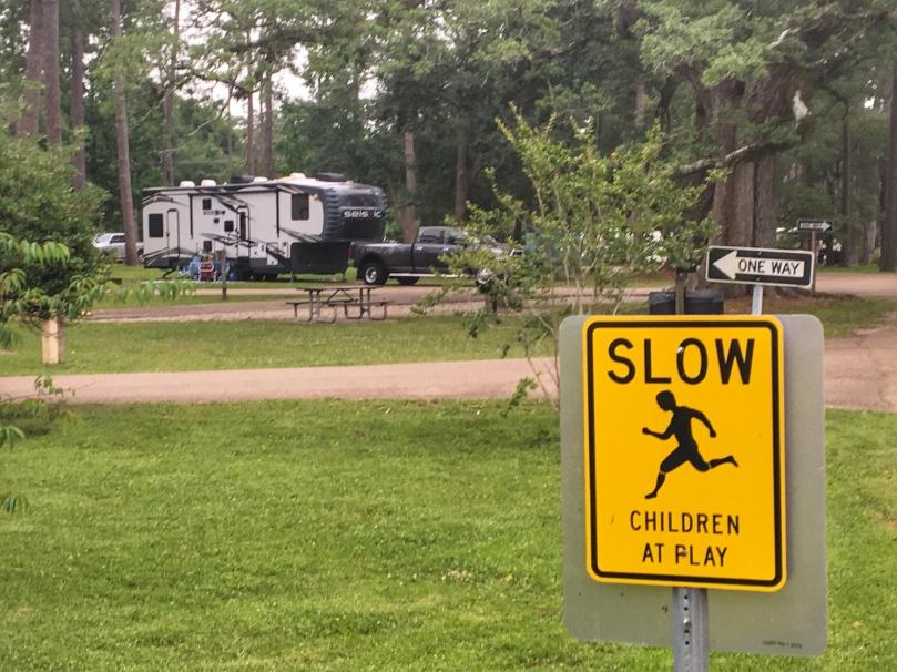 campground la 5