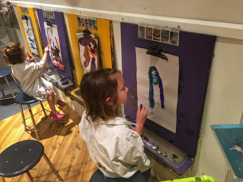 child mus art