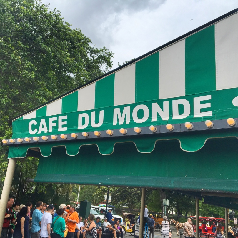 French quarter cafe du monde