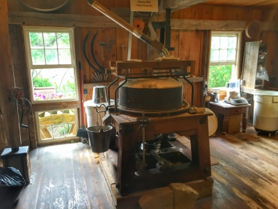 hh grist mill